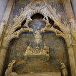 Elisenda de Montcada Grabmal Kloster Pedralbes