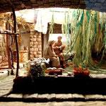 Maria und Josef in Nazareth
