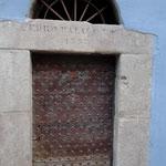 Alte Tor der Schmiede