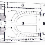 Plan des Palau - rechts die Bühne (10)