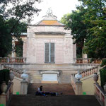 Klassizistischer Pavillon