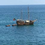 Unser Piratenschiff