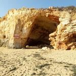 Höhle in der wir meditieren werden
