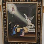 Gemälde in der Kirche