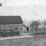 Quagmire Farm, 1913. It stood between where Pendeen and Glastonbury Roads were built, near Yardley Wood Road.