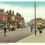 Another Warwick Road scene (Mick Lawley)