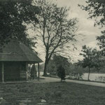 Shelter at Trittiford Park, c. 1930