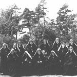The nuns, May 1947