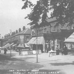 The Market Place, Yardley Road, c. 1907. These shops on Yardley Road were an important local centre until at least the 1960s, but these days local shop rows are struggling to compete with the attractions of supermarkets and out-of-town centres.