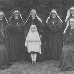 Maureen Hardeman's First Communion, spring 1935