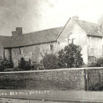 Cottages at Holder Road, at one time the Yardley workhouse