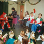 A Christmas party