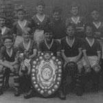 Football Team, 1957-8