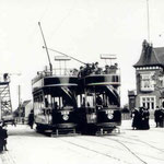 The new electric tram service to the Swan, March 1904