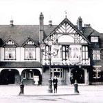 The 1898 Swan inn, c. 1905