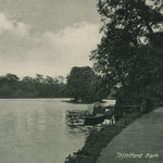 The Pool, Trittiford Park, c. 1930