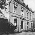 The northern building (originally Malvern House)
