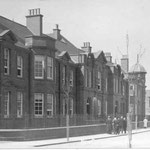 The Police Station, c. 1909