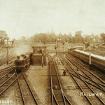 Tyseley railway junction