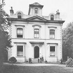 Wilton House. This was replaced by the church in 1925.