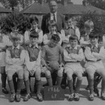 Football team 1966-7