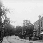 The old Post Office, looking towards Dudley Park Road, c. 1905