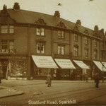 The Stratford Road, Sparkhill