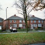 Council houses, Olton Boulevard East, late 1920s