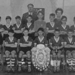 Football team, 1962-3