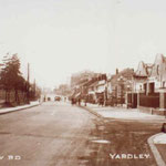 The Coventry Road by Yew Tree Lane, c. 1928