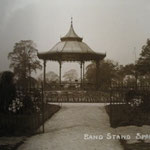 The bandstand, Sparkhill Park