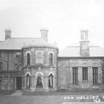 Fox Hollies Hall, c. 1905. This Italianate rebuild of 1869/70 was the home of the Walker family. Zaccheus Walker III was a successful merchant, and his son, Zaccheus IV, lived at the Hall until his death in 1930.