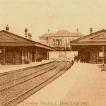 Tyseley Station