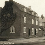 Cole Bank school and the Horse Shoes inn