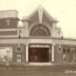 The Springfield cinema, 1914 (see the Hazelwood Road section, the Bradleys and number 63)