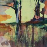 Grunewald  2012 Acryl/LW 150x115 cm