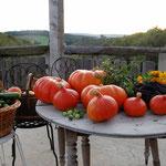 L'automne à Cros de Géorand - Cros de Géorand - (Manu)