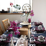 蓮のテーブルで台湾料理