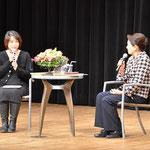 杉田さん・内田先生のトークショー