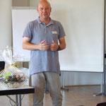 Der stellvertretende Vorsitzende des ÖJV Bayern Uwe Köberlein moderierte die Veranstaltung