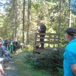 Forstdirektor Johann Gaisbauer, AELF Passau-Rotthalmünster