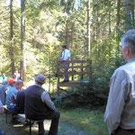 Josef Ziegler, Präsident des Bayerischen Waldbesitzerverbandes