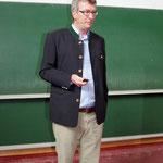 Martin Straubinger (Leiter der Gräfl. Foskari Widmann Rezzonico'schen Forstdirektion Paternion, Kärnten)