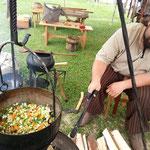 Ein echter Rus kann nicht nur Borschtsch kochen!