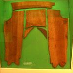 Die Original Damendorf-Hose im Museum in Schleswig dient uns für viele Hosenmodelle als Vorbild.