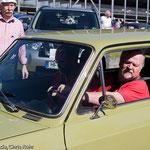 Fiat 128 Rally für Orientierungsfahrten, um 2011
