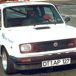 Fiat 127 Sport, Baujahr 1978