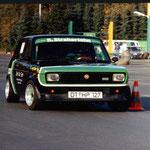 Fiat 127 Sport Gruppe F, Baujahr 1980