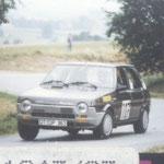 Fiat Ritmo 75 für nationalen Rallyesport, 1465 ccm