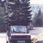 Fiat 127 Gruppe G, Bergrennen Wallberg am Tegernsee, 1984